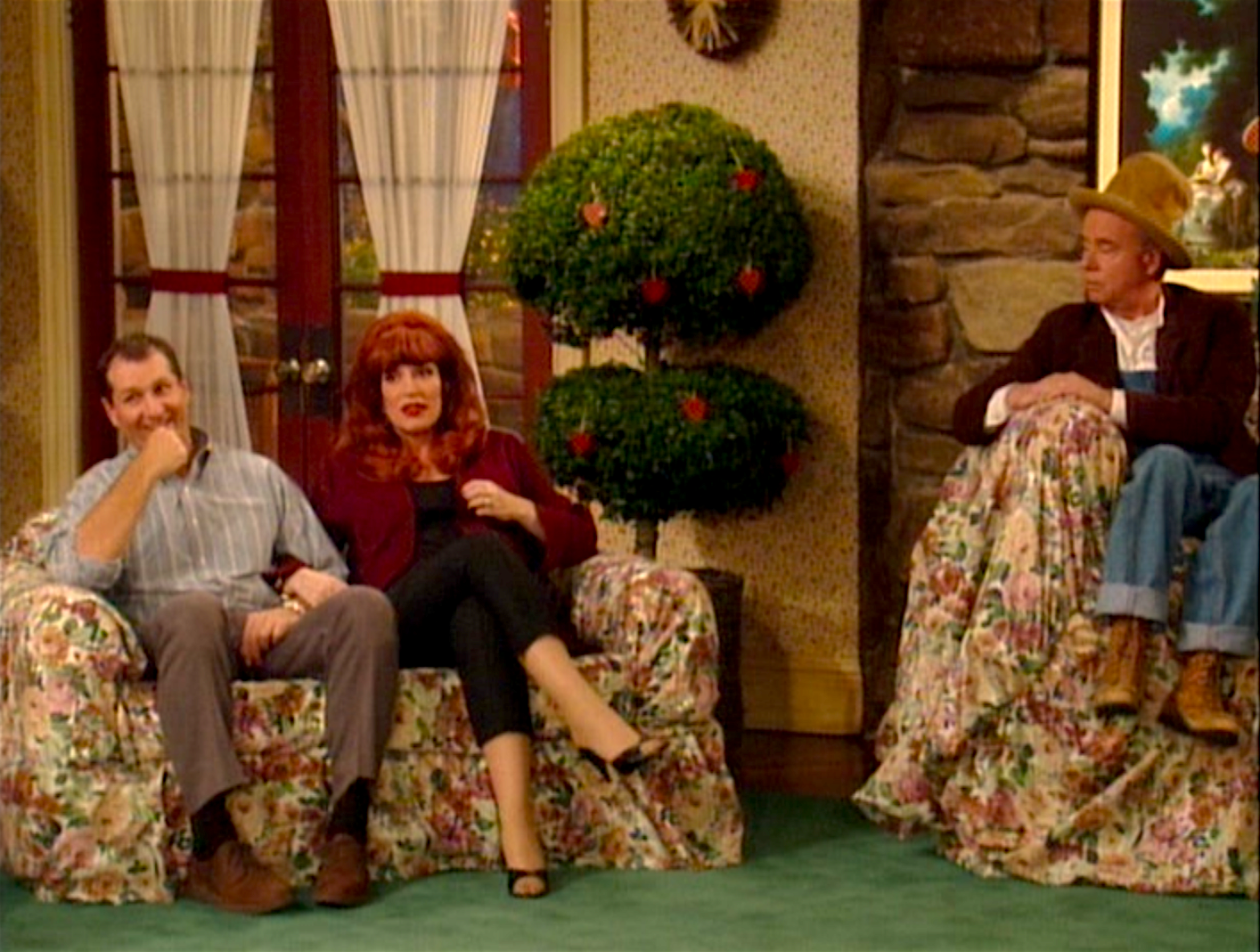Married With Children Christmas.The Seven Best Married With Children Episodes Of Season Ten